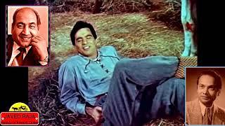 RAFI Sahab~Film-AAN~{1952}~Maan Mera Ehsaan Are Nadaan-[ Best HD Video ]