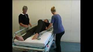 Ergonomi - Krop og belastning. Undgå løft (placering af liftsejl)