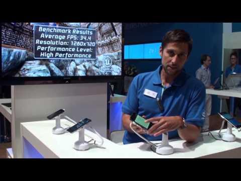 IFA 2013: Intel Clover Trail+ als Basis des ZTE Grand X2