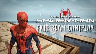 The Amazing Spiderman - Free Roam (PC) MAX SETTINGS!