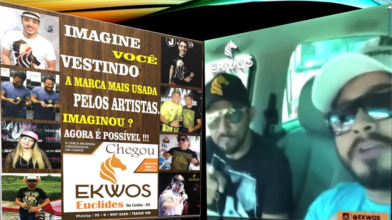 Ekwos a marca q veste os artista - YouTube 5741f7f64b828