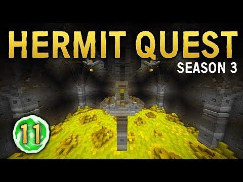Hermit Quest 11   READY TO FIGHT!! 👊   Hermit Wars Season 3