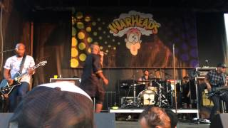 "Bad Rabbits - ""We Can Roll"" Live at Warped Tour 2014 Jones Beach Wantagh, NY"
