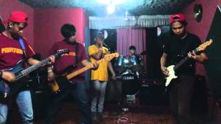 Boy Kulot (rocksteddy) cover by Marshall Band