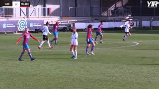 Highlights | London City Lionesses v Crystal Palace Ladies - 23.02.20