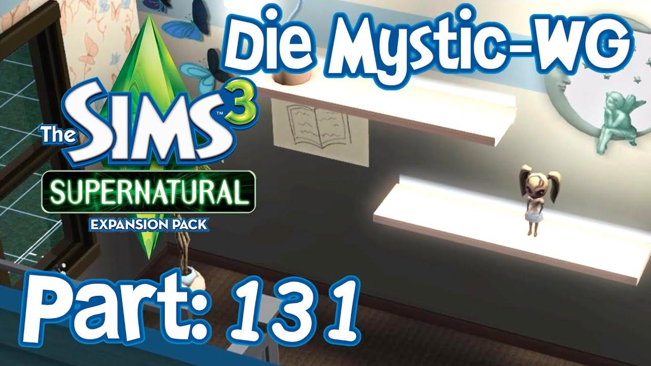 Sims 3 Kinderzimmer   Sims 3 Let S Play Die Sims 3 Supernatural Die Mystic Wg Part