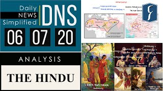 THE HINDU Analysis, 06 July 2020 (Daily News Analysis for UPSC) – DNS