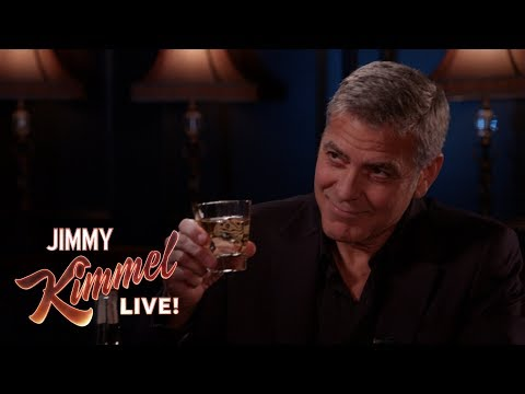 3 Ridiculous Questions with George Clooney