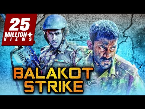 Balakot Strike 2019 Tamil Hindi Dubbed Full Movie | Sunil Kumar, Akhila Kishore