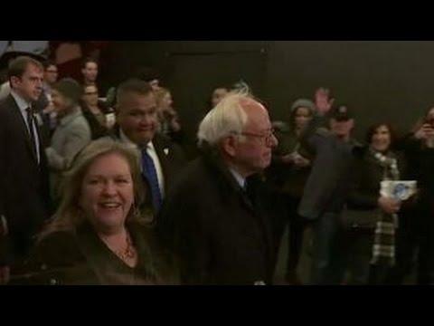 Jane Sanders: Electoral process is not democratic