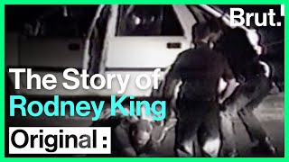 The Beating of Rodney King, and the 1992 L.A. Riots