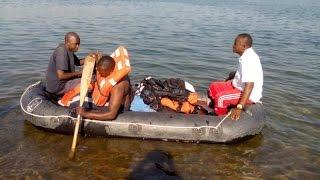 Mtumbwi waua watano Kigamboni baada ya kuzama usiku wa May 27 2016
