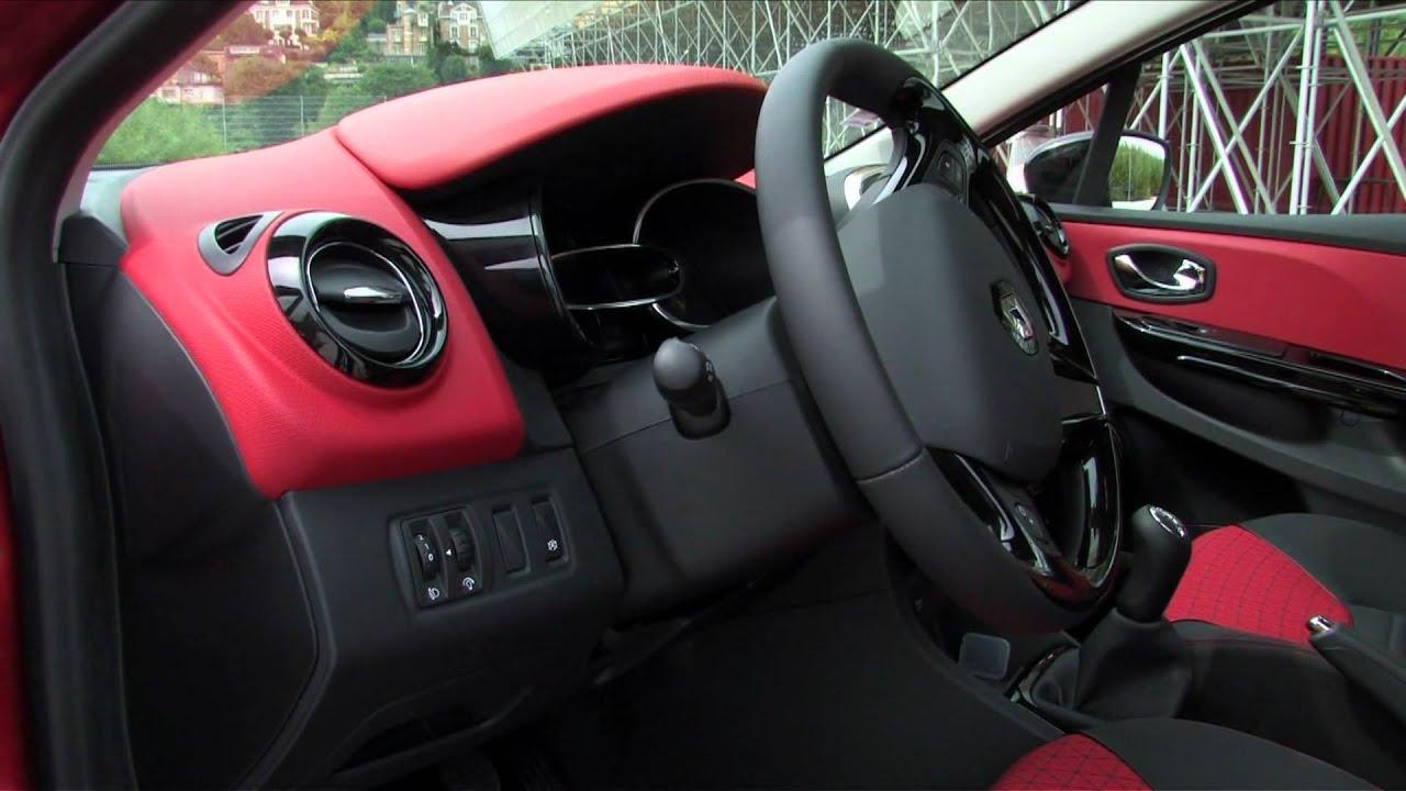 Bien connu Renault Clio IV - présentation intérieur et extérieur - YouTube EC96