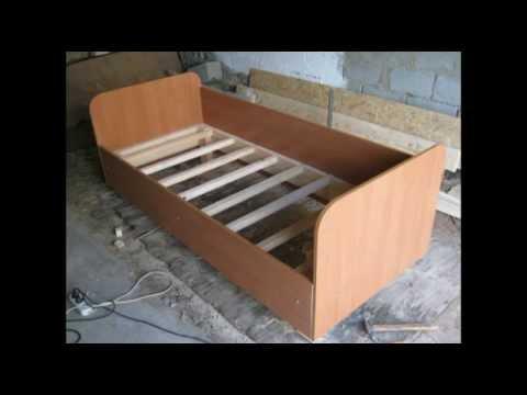 Как сделать детскую кровать видео фото 781