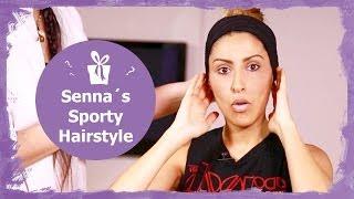 3 Easy Workout Hairstyles Frisuren Fuer Den Sport STAMP3