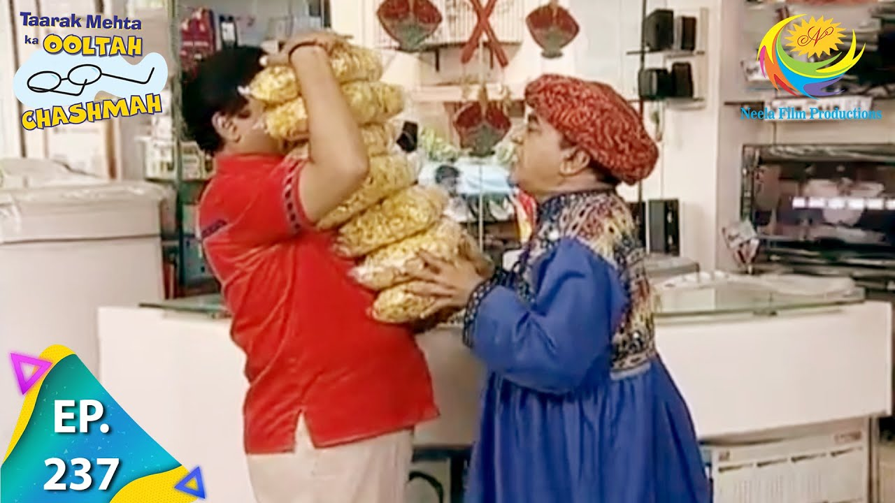 Download Taarak Mehta Ka Ooltah Chashmah - Episode 237 - Full Episode