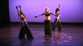 Shakra Dance Company@ Beyond Belly Dance III - Hosted by The Uzume