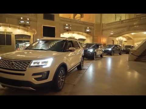 Foreigner and Ford Explorer Rock Grand Central Thumbnail image