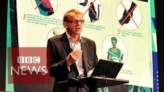 How to beat Ebola by Hans Rosling - BBC News