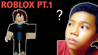 Roblox || pt.1 || I could not Wade in roblox
