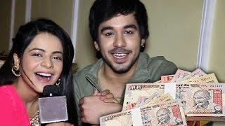 Thapki Pyar Ki Fame Jigyasa Singh and Manish Goplani's Per Day Salary | TV Prime Time