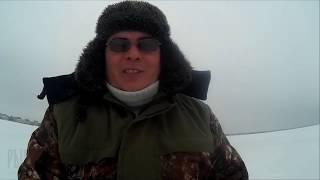 Что лучше безмотылка или поплавок Рыбалка в дождь Зимняя рыбалка 2020 Казахстан Кокшетау оз Копа