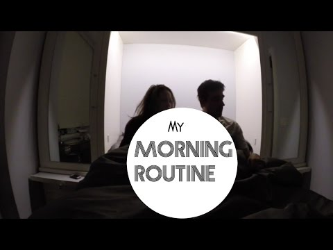 My Morning Routine | Lisa in the city