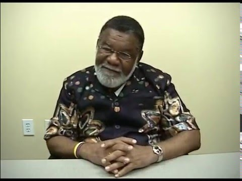 Charles Black interview for Voices Across the Color Line oral history project