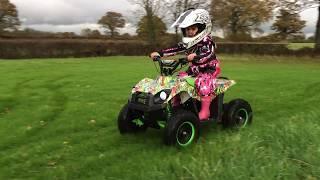 Storm 1000w Electric 'Monster' Kids Quad Bike