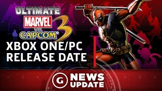 Ultimate Marvel vs Capcom 3 on Xbox One/PC Release Date Revealed - GS News Update