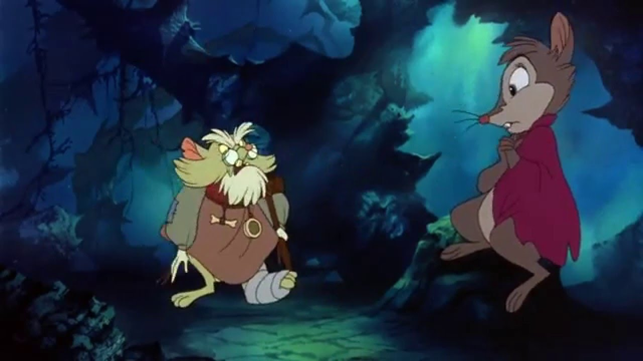 Image result for 'The Secret of NIMH' (1982)
