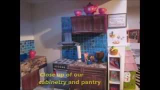 The Making of our American Girl Doll House Thumbnail