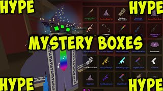 Unturned | Mystery Box Opening | Compliation |
