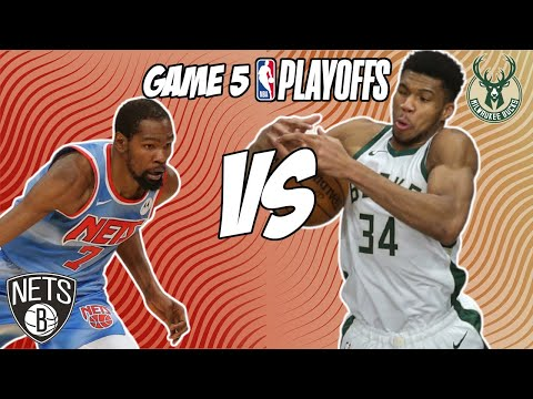 Brooklyn Nets vs Milwaukee Bucks Game 5 6/15/21 NBA Playoff Free NBA Pick & Prediction