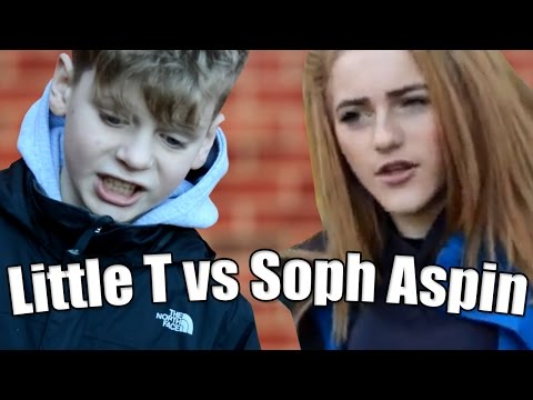 Craziest Beef in Rap History - Little T vs Soph Aspin