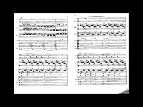 Saint-Saëns Carnival of the animals sheet music