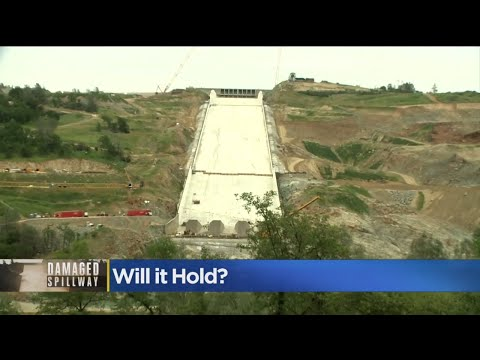 Storm May Push Oroville Dam Spillway Into Service Next Week