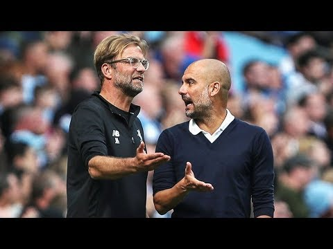 Klopp vs Guardiola - philosophies that make an exciting rivalry - Liverpool vs Man City