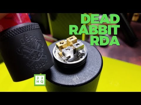 Ep 117 Hellvape Dead Rabbit RDA by Heathen Unbox + Build | Expo THIS WEEKEND!