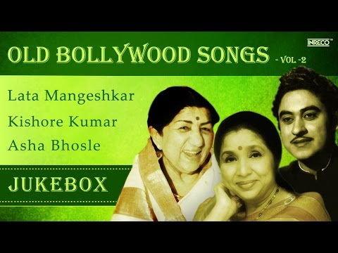 Best of Kishore Kumar | Asha Bhosle | Lata Mangeshkar | Old Bollywood Hindi Film Songs