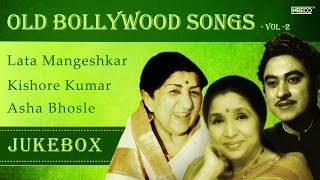 Best of Kishore Kumar | Asha Bhosle | Lata Mangeshkar | Old Bollywood Hindi Film Songs