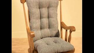 Rocking Chair Cushions, Barstool| Chair Pads & Table Linens Collection