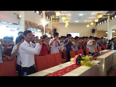 Việt nam quê hương tôi - Đồng tấu sáo kỉ lục - Ngày Hội tiêu sáo