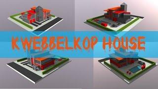 Kwebbelkop House // Google Sketchup SpeedBuild(, 2016-08-22T11:38:37.000Z)