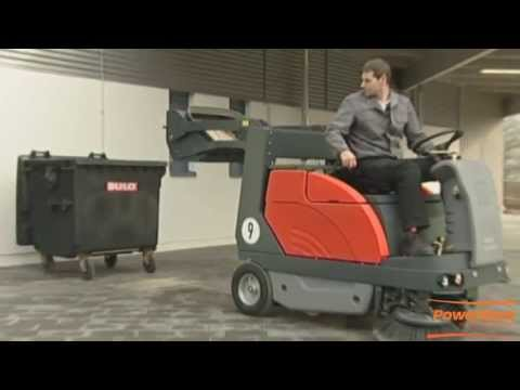 PowerBoss Company Overview - Cleaning Equipment  For Industrial Application
