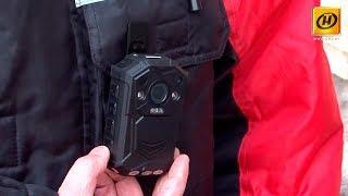 Эксперимент в Рогачёве: сотрудникам сферы ЖКХ выдали видеофиксаторы
