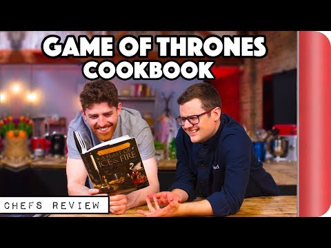 Chefs Review Game Of Thrones Cookbook