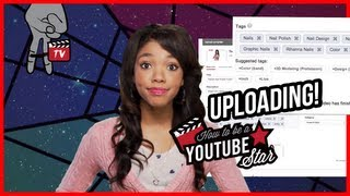 Video How To Upload Like A Boss & Get More Views Using Tags - How To Be A YouTube Star Ep. 4 download MP3, 3GP, MP4, WEBM, AVI, FLV Juni 2018