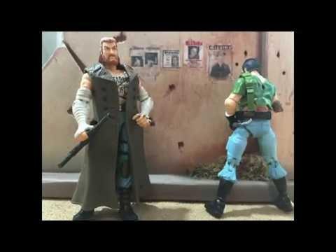 G.I. JOE : Dreadnoks in the Wastelands