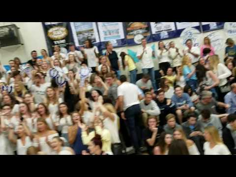 CDM -vs- Newport Harbor - Battle of the Bay! - Volleyball 04/01/2017 - DiegoNick
